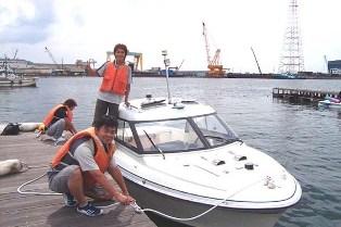 ボート免許のイメージ